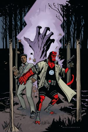 Hellboy and the B.P.R.D.: 1955 – Secret Nature
