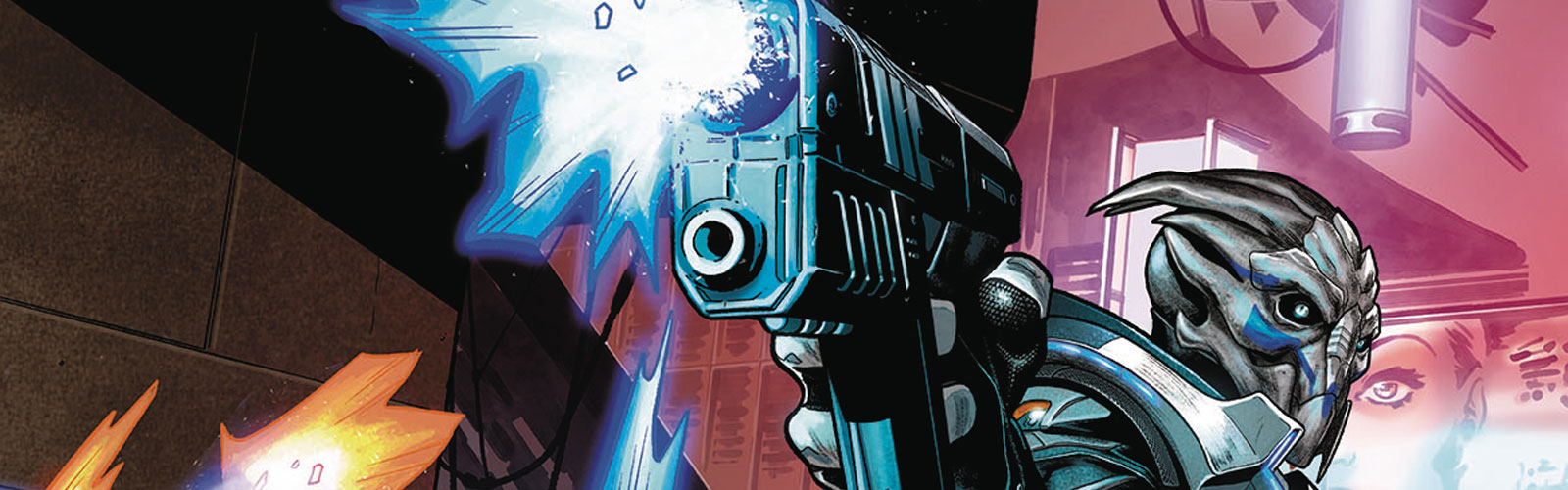 Mass Effect: Dicovery #1
