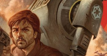 Star Wars Rogue One – Cassian and K-2SO Special