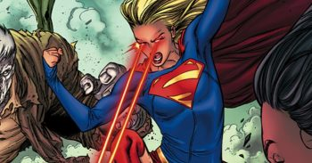 DC Comics Annuals – August 2017 – Green Arrow, Red Hood and the Outlaws, and Supergirl