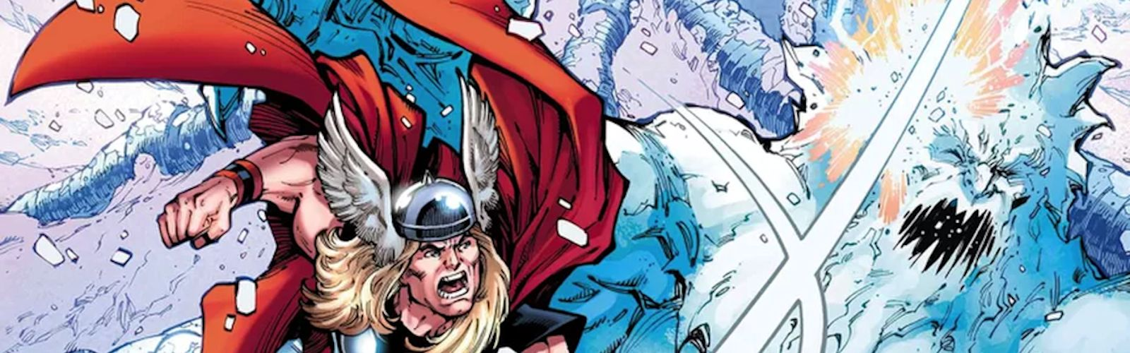 Thor Where Walks The Frost Giants
