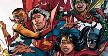 DC Universe Holiday Special 2017